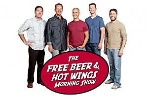 Free Beer and Hot Wings Show