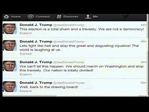 Brian Williams Vs Donald Trump