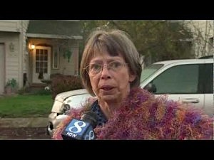 Eyewitness report