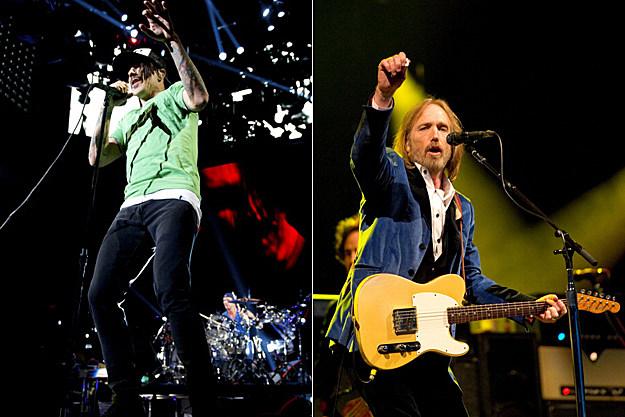 Anthony Kiedis, Tom Petty