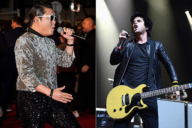 Psy, Billie Joe