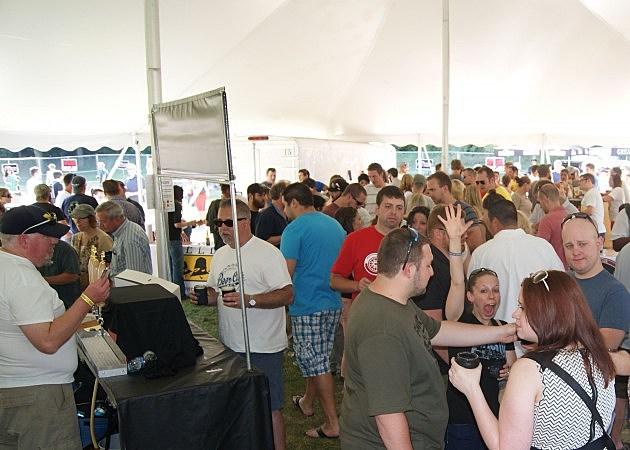 WGRD Summer Craft Beer Festival