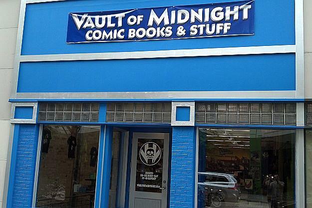 Vault of Midnight Grand Rapids