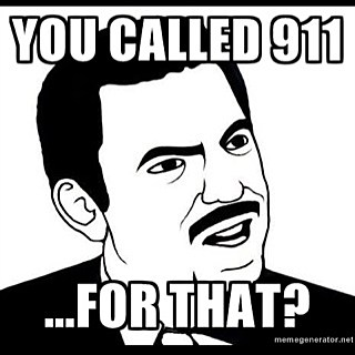 It Hard To Listen to This 6-Year-Old Girl Call 911 and Not Cry For Her
