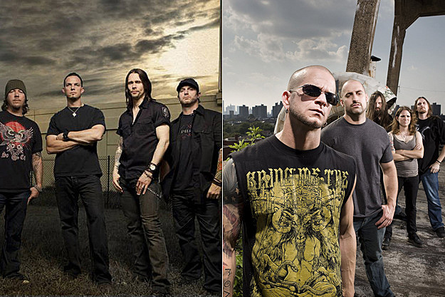 Alter Bridge, All That Remains