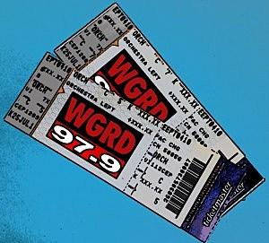 WGRD Tickets
