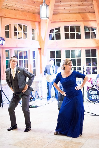 Free Beer & Hot Wings: Epic Mother-Son Wedding Dance Shocks Guests ...