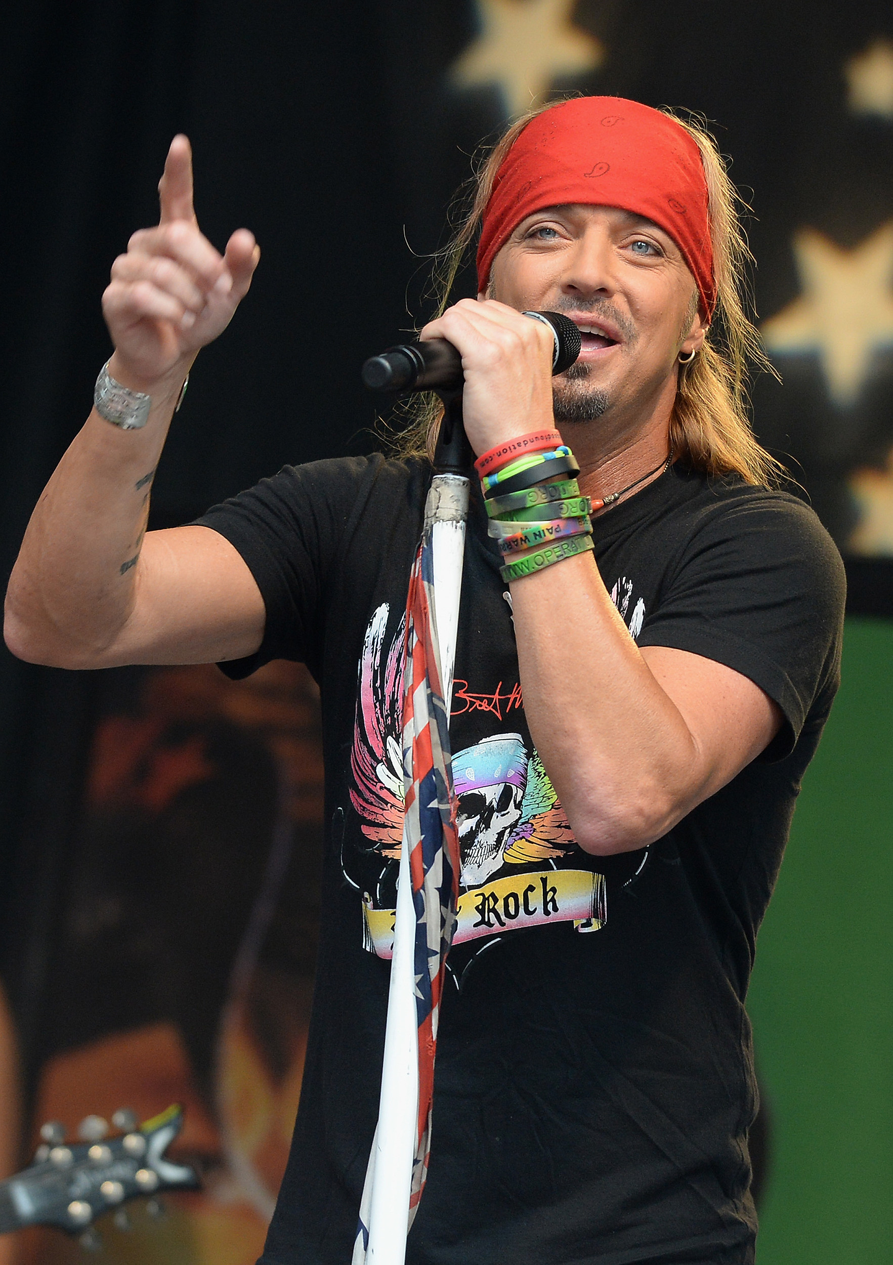 Bret Michaels To Hold First Ever Life Rocks Motivational Seminar