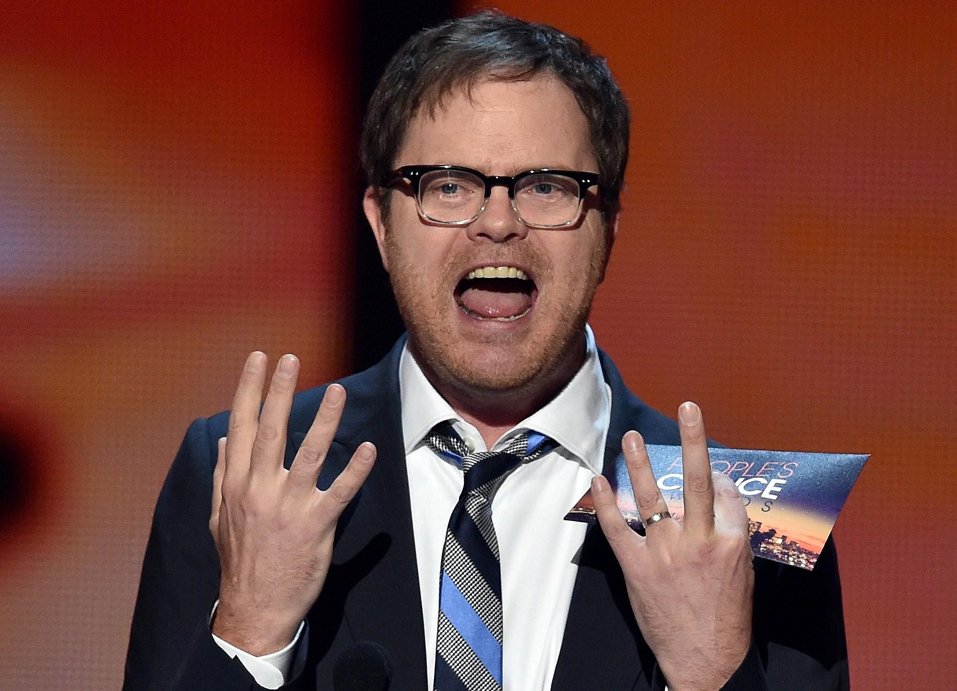 Rainn Wilson 2015