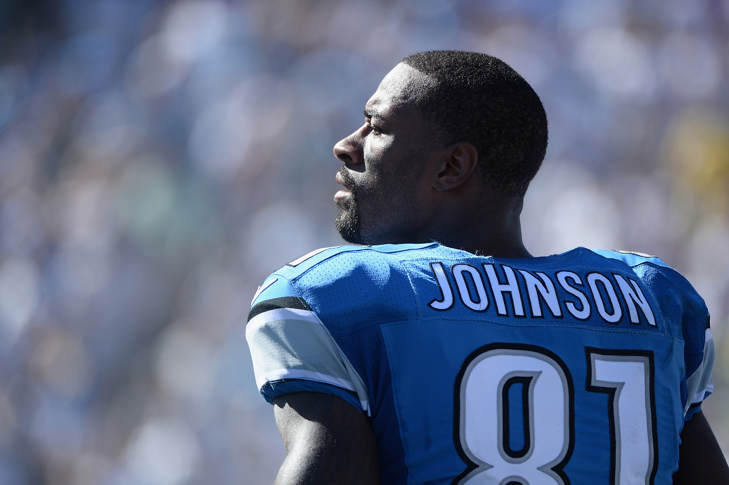 <strong>Detroit</strong> <strong>Lions</strong>' Calvin Johnson Contemplating Retirement