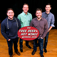 Photos: Free Beer & Hot WIngs live show – WOODTV.com