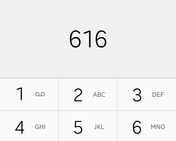 Is west michigan 39 s area code 616 actually the 39 number of for 6016 area code
